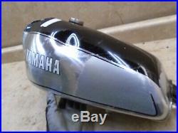 Yamaha 500 TT AHRMA TT500 Alloy Aluminum Gas Fuel Tank 1980 WD YB273