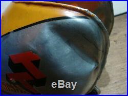 Yamaha Tt500 Xt500 Xt Tt 500 Aluminium Petrol Fuel Gas Tank Twinshock MX