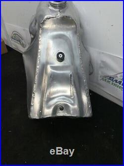Yamaha Yz 125 250 2002-2021 Alloy aluminium Petrol Gasoline Tank Fuel Tank