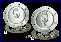 Zodiac #711230 Aluminum 4 Gallon Fuel Tank Fits Fxr Models Includes Gas Cap
